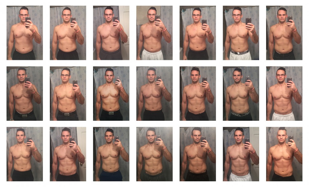 21 Day Fix Results Transformation