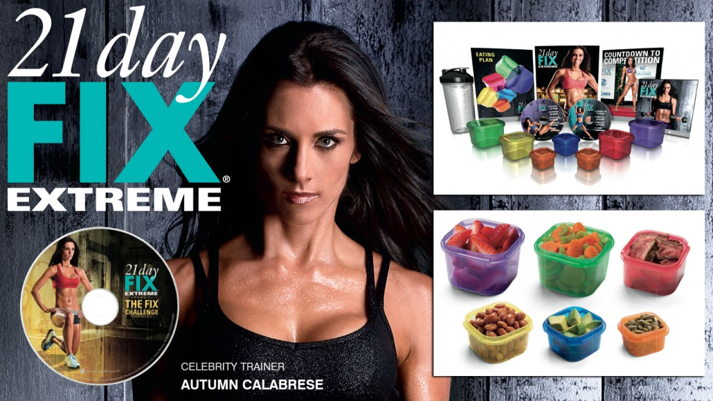 21 Day Fix Extreme Autumn Calabrese