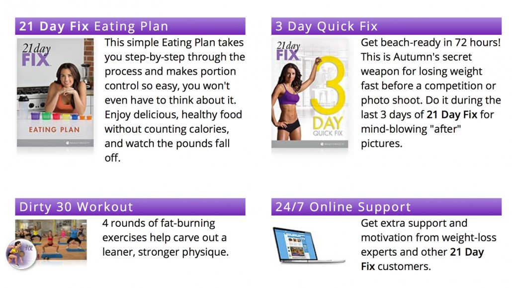 21 Day Fix Autumn Calabrese Beachbody Workout