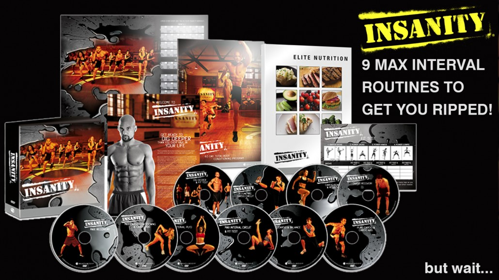 Insanity, Shaun T Workout