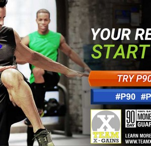 P90 - Your On Switch To Fitness