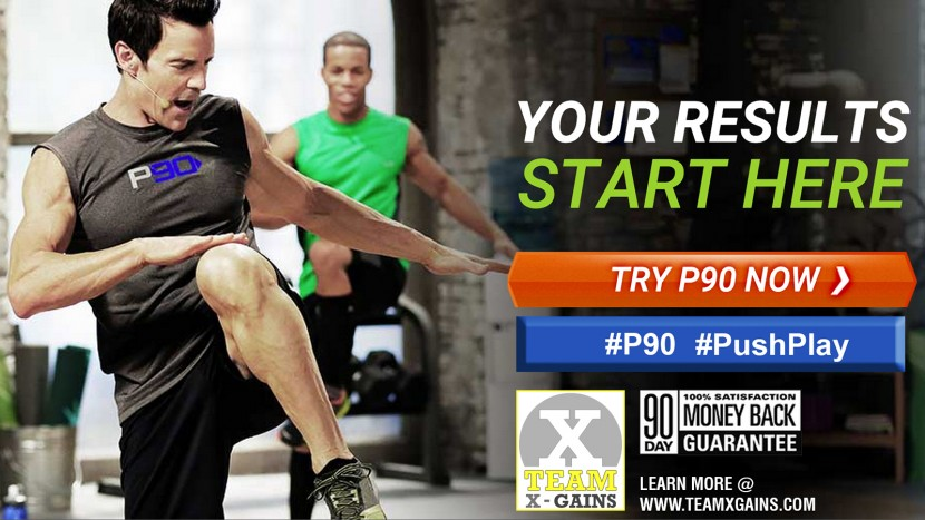 P90 – Your On Switch To Fitness