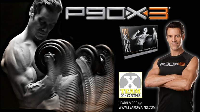 P90X3 – EXTREME FITNESS ACCELERATED