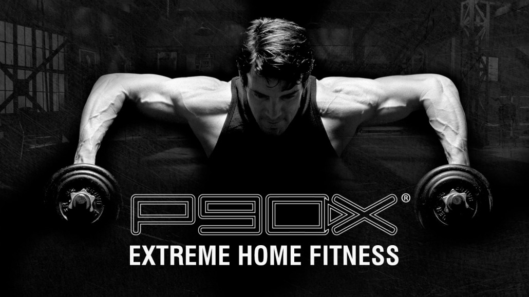 P90X Tony Horton Home Fitness