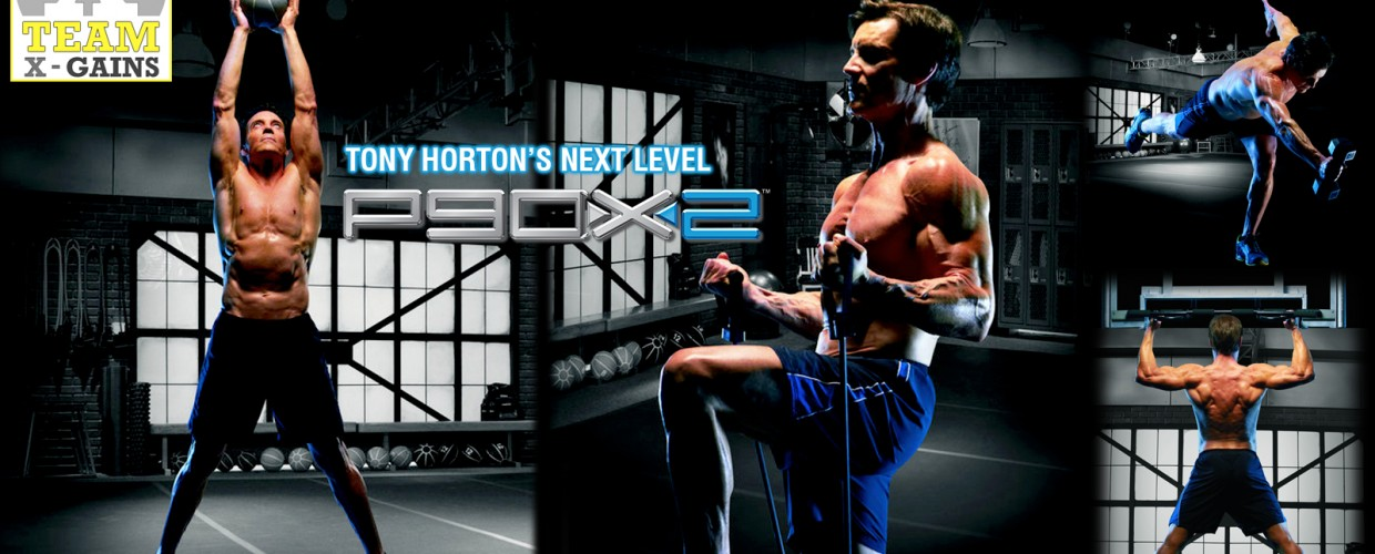 P90X2 – REVOLUTIONIZE YOUR RESULTS