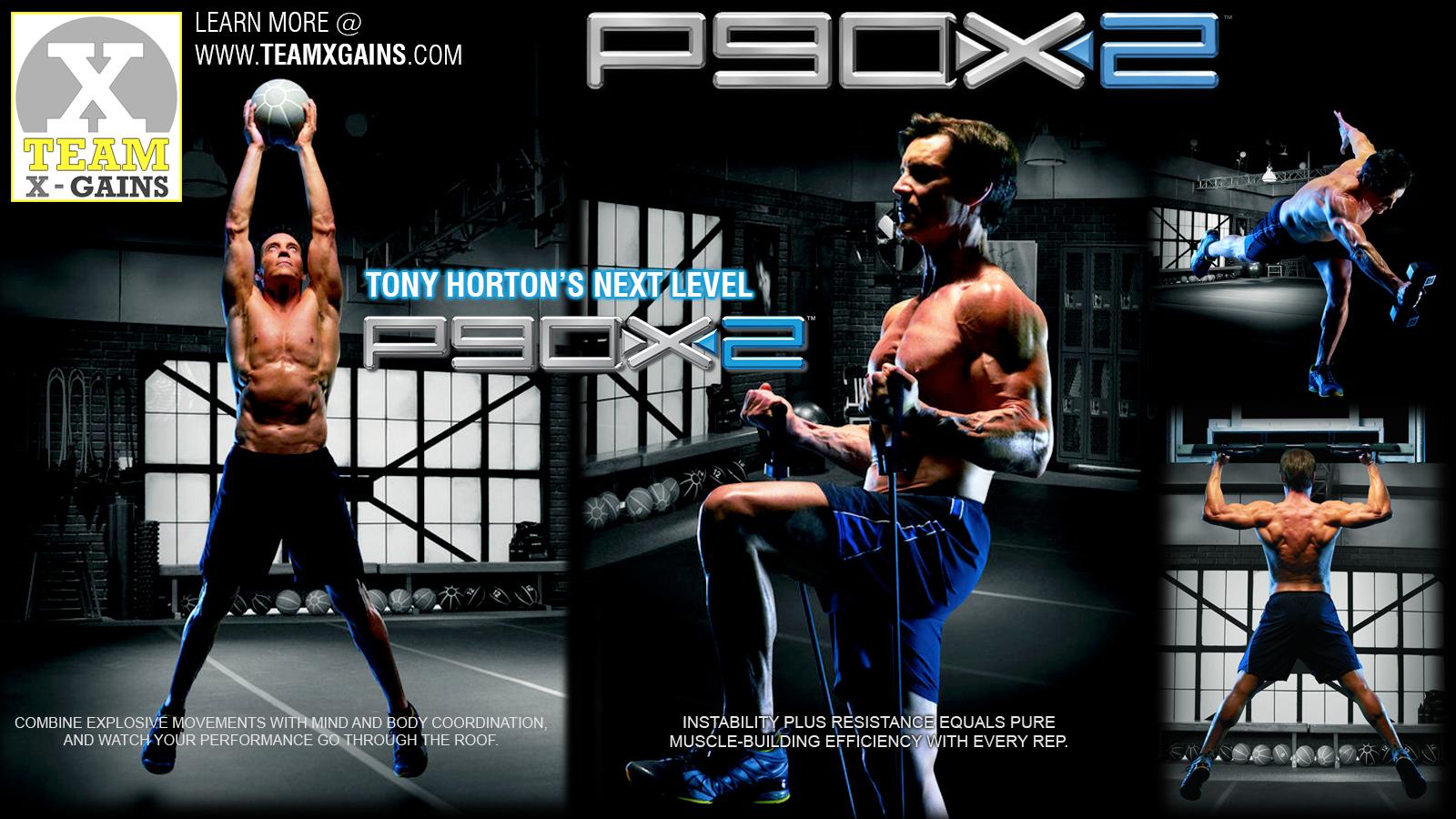 P90X FAMILY | TEAM X-GAINS