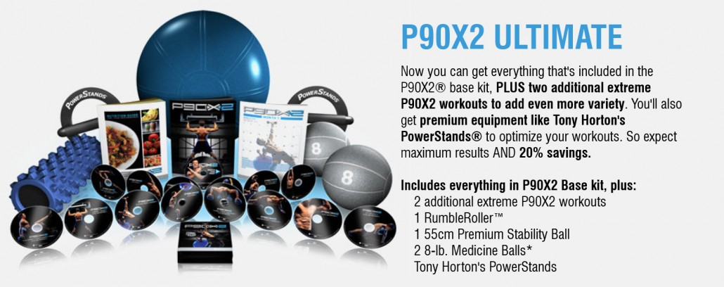 P90X2 Tony Horton New Workout
