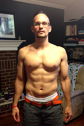 P90X3 Results & Transformation
